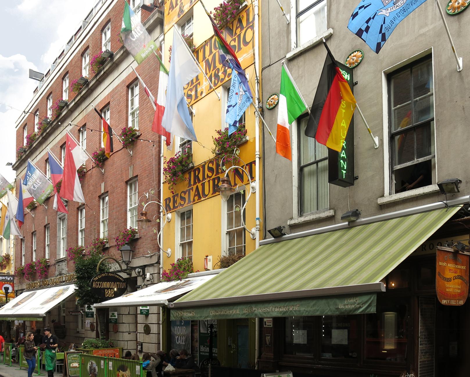 Irish Beef schickt glücklichen Gewinner auf die grüne Insel.